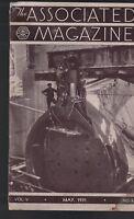 Associated Magazine May 1931 Van Wert Ohio Electricity