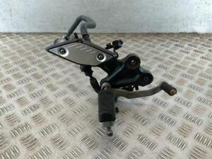 Yamaha FZ8 FAZER (2010>) R/H Right Footrest Assembly