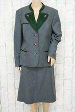 LODENFREY ♫ Damen Trachten Kostüm Gr. M Jacke & Rock Suit Skirt Jacket