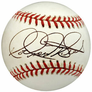 Rod Beck Autographed Signed NL Baseball San Francisco Giants JSA D36533