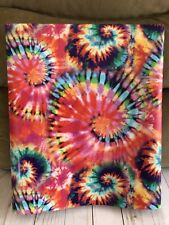 Groovy Tie Dye Wrapping Paper Gift Wrap 48 In (4 Feet) x 30 In Unique Retro New