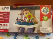 Mamas and papas highchair play set