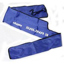 Rod Bag for a 6' 2pc Jig Fishing Rod Okuma SALINA 3 SA-3-S-PE4 BLUE