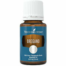 Young Living OREGANO 5 mL Essential Oil NEW Sealed