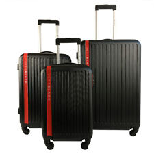 3pcs Travel Luggage Set Lightweight Suitcase TSA Lock Carry On Bag Hard Case