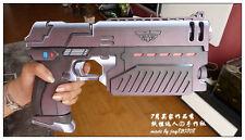1:1 Judge Dredd Sylvester Stallone Gun Pistol Shooter DIY Sheet Paper Model Kit