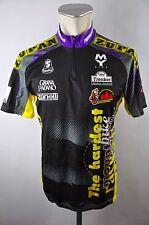 My Bike solomiti 1997 bike Cycling Jersey maglia rueda camiseta talla s 48cm j-06