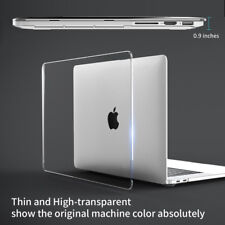 Rubberized Hard Shell Case for Macbook Pro 13 15 Touch Bar 2017 2018 A1707 A1706