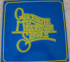 "QUICKSILVER MESSENGER SERVICE ""LIVE IN SAN JOSE 1966"" LP MULTICOLOURED LTD RARE"