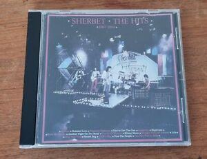 SHERBET - THE HITS  1969 - 1984 -  D19105  FESTIVAL  RARE OOP  CD