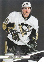 2012-13 Certified Penguins Hockey Card #66 James Neal