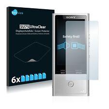 6x Film Protection écran pour Sony NW-ZX100HN Protecteur