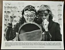 """3 MOVIE STILL Photos ONLY WHEN I LAUGH, 1981, B&W 8""""x10"""" , Columbia Pictures"""