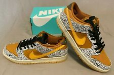 Authentic Nike SB Dunk Low Safari OG- New Mens Shoes Size 11 ~FREE SHIPPING~