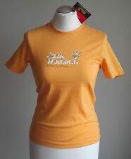 Jack Wolfskin TOFFEE  T  WOMEN  soft orange  Gr. XS  Neu