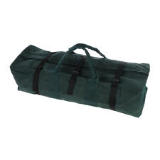 760mm (L) LARGE Canvas Tool Bag-TOOL BOX / Storage container vettore
