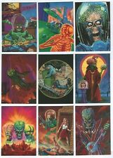 Screamin' Mars Attacks  9 card set