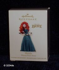 2012 Hallmark MERIDA Archer Princess Disney/Pixar's BRAVE Keepsake Ornament