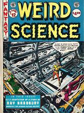 WEIRD SCIENCE EC Classics #12 (1989) color fanzine