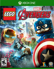 Lego Marvel Avengers Xbox One New Xbox One, xbox_one