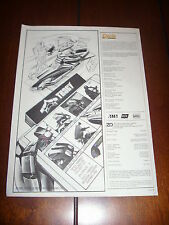 1984 TRACY FAIRINGS  ***ORIGINAL AD***