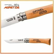 Opinel Taschenmesser Nr. 9 - Pocket Knife N°09 Carbon