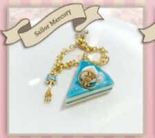 Sailor Moon store original Fake suits Bag charm 1P Sailor Mercury ver blue cake