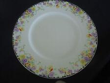 vintage royal doulton wild pansy d5806 v1870 entree plate Australia