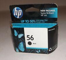 56 (C6656AN#140) Black Ink Cartridge