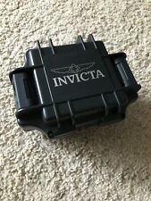 Invicta Impact One Slot Black Dive Case Watch In Great Condition Last Ones