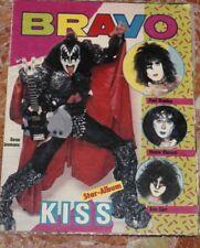 KISS BRAVO STAR ALBUM 1983