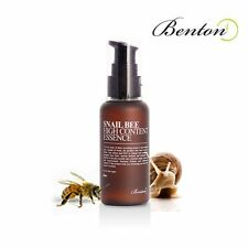 [US Seller+FREE Sample] BENTON Snail Bee High Content Essence 2.03 fl.oz / 60m