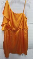 NEW LADIES CALVIN KLEIN ONE SHOULDER DRESS