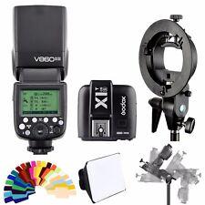 Godox V860II-S TTL  Li-ion Battery Speedlite Flash For Sony + X1T-S Transmitter