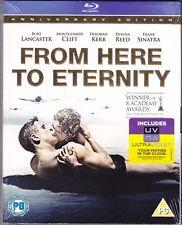From Here To Eternity (Blu-ray, Brand New & Sealed) A Classic Drama Movie