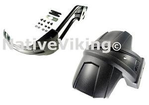 GIVI RM1146KIT + RM02 HONDA NC750X 16 > 20 Rear Fender Spray Guard with Fittings
