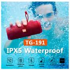 Waterproof Wireless Bluetooth Speaker Outdoor Stereo Bass USB/TF/FM Radio Party