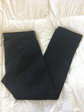 Imogene + Willie Barton Slim Black Rigid Selvedge Raw Denim Jeans Size 40 $235