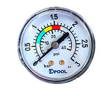 Pool Manometer / Wasser Druckmesser