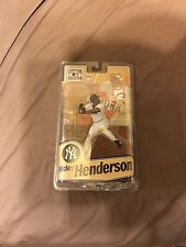 Rickey Henderson New York Yankees McFarlane Cooperstown Collection