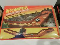 Schaper Stomper Action Track System Earthquake Alley Set in Box Looks Good!
