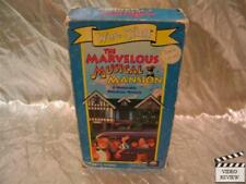 Wee Sing The Marvelous Musical Mansion VHS
