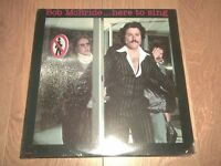 "BOB McBRIDE "" ....HERE TO SING "" BRAND NEW & SEALED VINYL LP 1978"