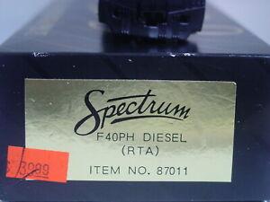 HO Bachmann/Spectrum #87011 RTA F40PH