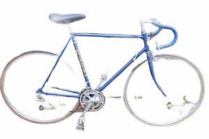 Vintage 1983 500-Series Trek 12-Speed Touring Road Bike  Reynolds 501 Frame