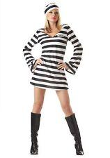 Adult Women's Prisoner Costume