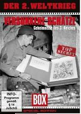 Versunkene Schätze-Geheimnisse Des 3.Reiches - Der 2. Weltkrieg - DVD (1438)