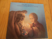 MOODY BLUES - EVERY BOY DESERVES FAVOUR LP - THRESHOLD THS 5