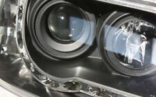 KLARGLAS SCHEINWERFER VW TRANSPORTER T5 LED TAGFAHRLICHT TFL BLACK SCHWARZ LINSE
