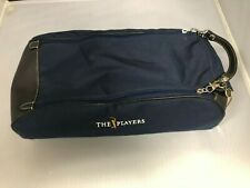 "PGA Tour issued The Players championship shoe bag by bobby jones NWT ""rare"""